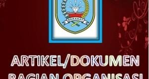 DOKUMEN POHON KINERJA, RENCANA AKSI, RENSTRA SETDA 2016-2021